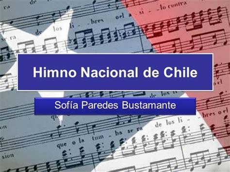Himno Nacional de Chile  authorSTREAM