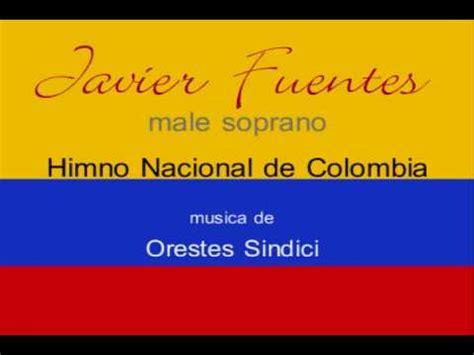 Himno Nacional de Colombia - YouTube