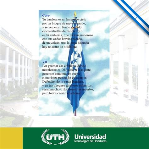 Himno Nacional de Honduras | Símbolo Nacional de Honduras ...