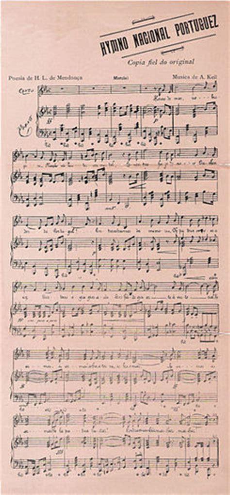 Himno nacional de Portugal   Wikipedia, la enciclopedia libre