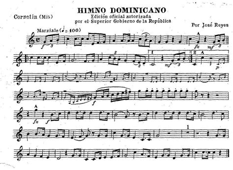 Himno Nacional De Republica Dominicana Completo | himno ...