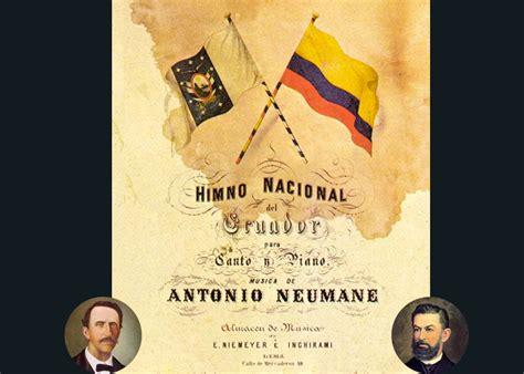 Himno Nacional del Ecuador   Historia del Ecuador ...