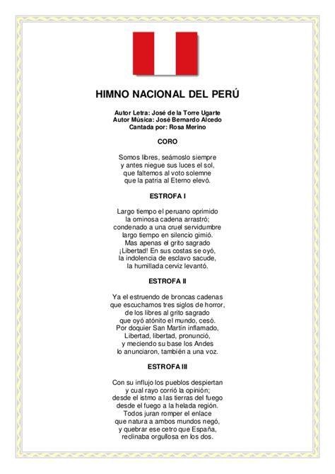 Himno nacional del_peru_completo