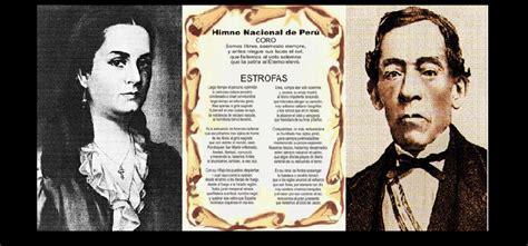 Himno Nacional, un compromiso de los peruanos en la lucha ...