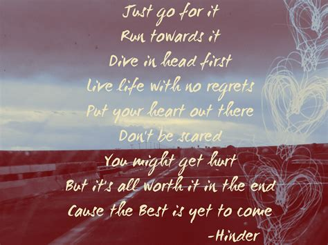 Hinder | Its My Life