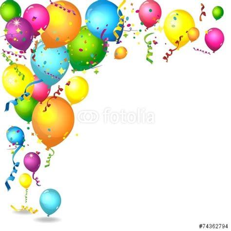 Hintergrund mit Luftballons  Stockfotos und lizenzfreie ...