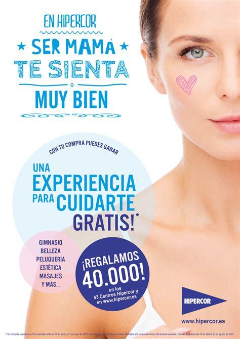 Hipercor regala más de 40.000 experiencias de belleza y ...