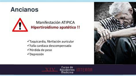 Hipertiroidismo Enfoque