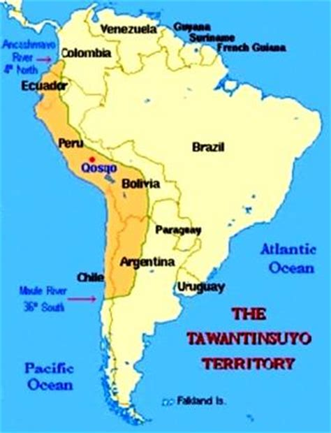 Hipotética guerra entre los Aztecas y los Incas ...