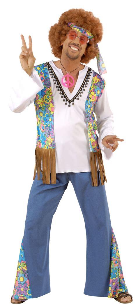 Hippy costume for men