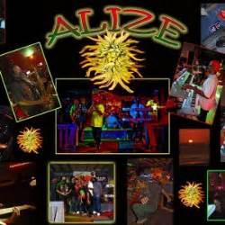 Hire Alize - Reggae Band in Orlando, Florida