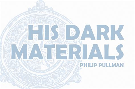 His Dark Materials - Kevin Maschke