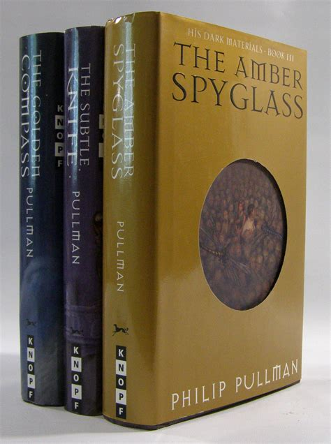 His Dark Materials: The Golden Compass; The Subtle Knife ...