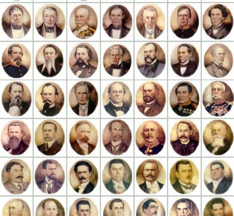 Historeando, todo sobre la Historia de México: Presidentes ...