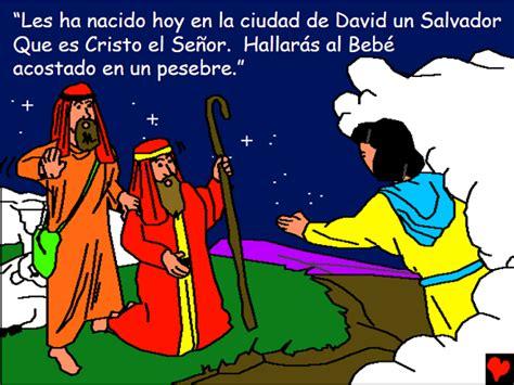 Historia bíblica del Nacimiento de Jesús para colorear ...