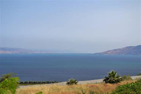 História com Gosto: Terra Santa II   Galileia  Lago ...