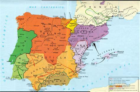 HISTORIA DE ESPAÑA: 1.3 LA ESPAÑA MEDIEVAL CRISTIANA