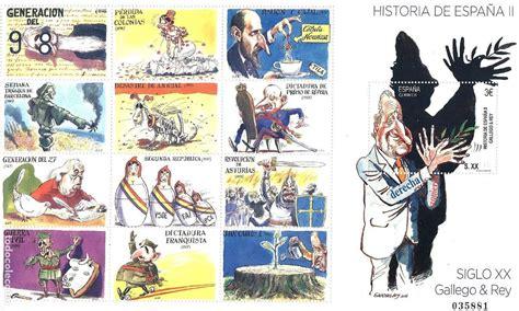 historia de españa ii   siglo xx   Comprar Sellos nuevos ...