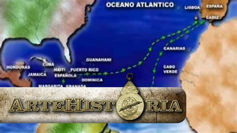 Historia de España: Los viajes de Colón - YouTube
