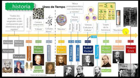Historia de la Biología | Infografías interesantes ...