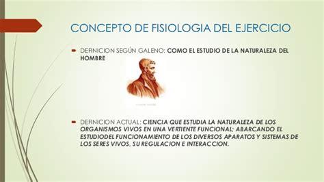 historia de la fisiologia del ejercicio