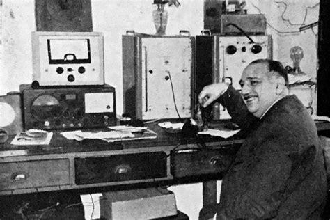 Historia de la Radioafición pontevedresa: Enrique de Nó ...