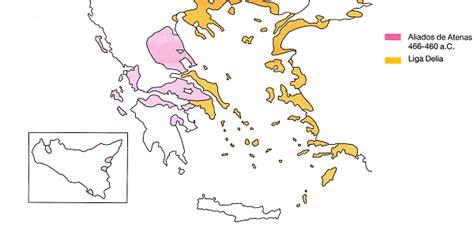 Historia de las civilizaciones: La liga de Delos