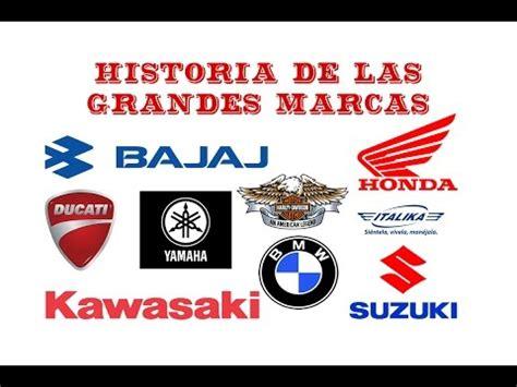 Historia de las grandes marcas de motocicletas   YouTube