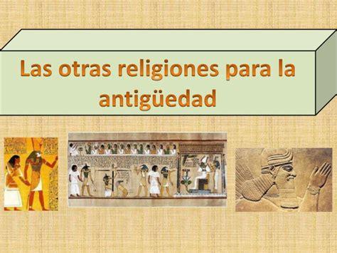Historia de las Religiones I Teorias