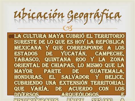 Historia de Los Mayas
