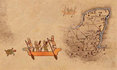 historia de los mayas, Tierras Mayas