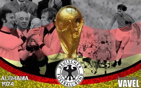Historia de los Mundiales: Alemania 1974 | VAVEL.com