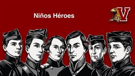 Historia de los Niños Héroes del Castillo de Chapultepec ...