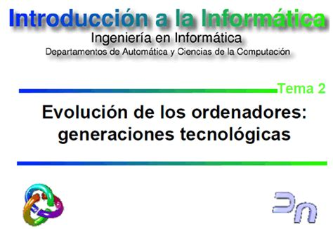 Historia de los ordenadores   History of computers