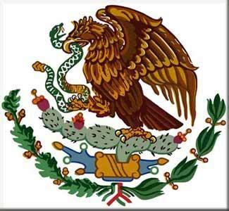 Historia de los símbolos patrios mexicanos - Historia