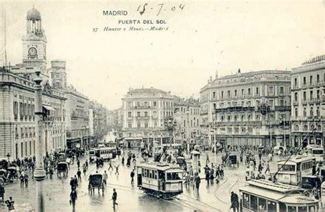 Historia de los Tranvías de Madrid | trencondestino