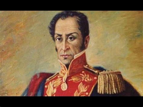 Historia de Simón Bolivar - YouTube