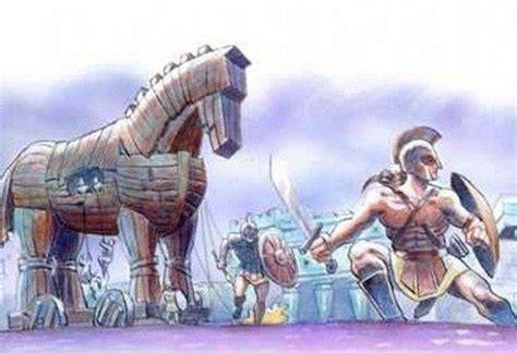 Historia de Troya para niños   SobreHistoria.com