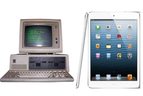 Historia de un ordenador