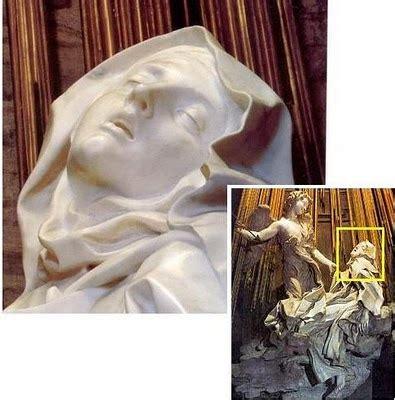 Historia del Arte: El éxtasis de Santa Teresa. Bernini ...
