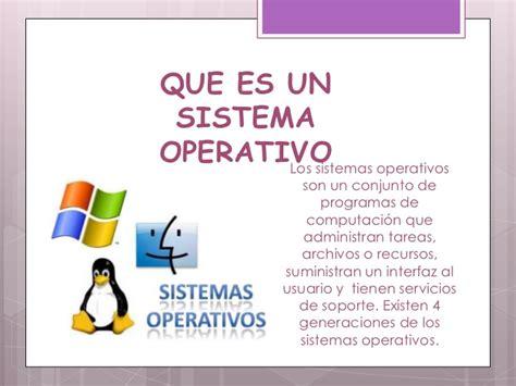 Historia del computador y sistemas operativos