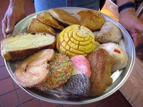 Historia del pan en México