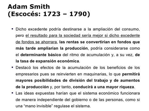 Historia del pensamiento economico. historia de las ideas ...
