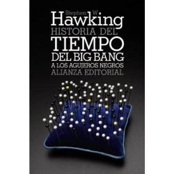 Historia del tiempo   Stephen Hawking   Sinopsis y Precio ...