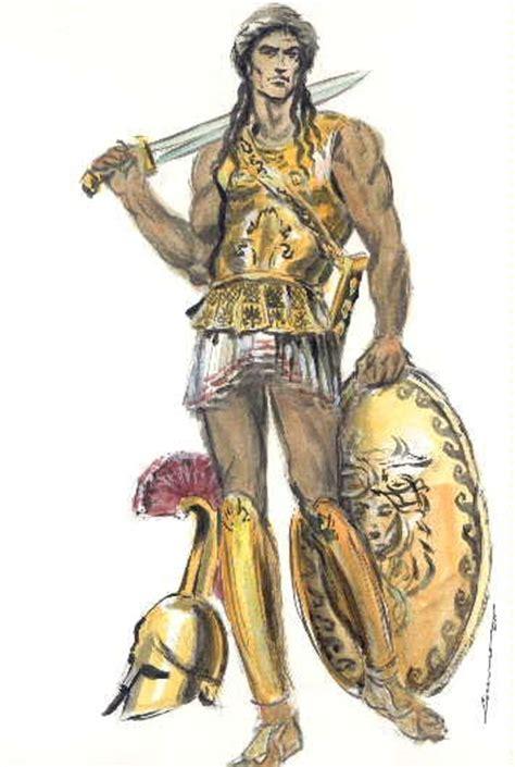 HISTÓRIA EM FOCO.: Mitologia: A lenda de Aquiles.