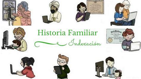 Historia Familiar, Genealogía e Indexación   YouTube