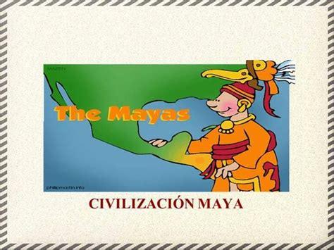 Historia para niños Civilización Maya by tiaveronica via ...