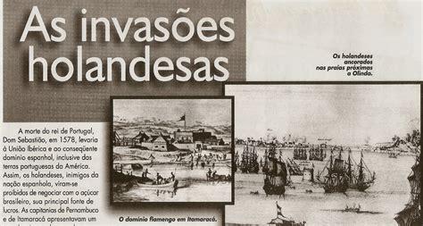 Historia para o ENEM: Os Holandeses no Brasil - Apogeu e ...
