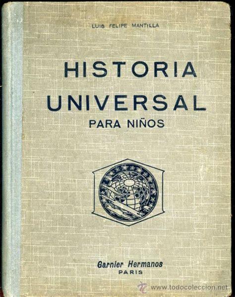 historia universal para niños antiguo libro de - Comprar ...