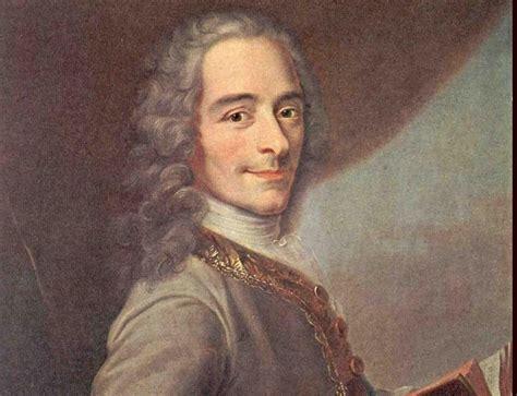 Historia y biografía de Voltaire